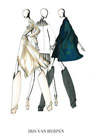 18 best illustrations the top eleven looks of paris fashion week