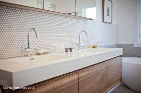 Russian Hill Upholstery Russian Hill Organic Bath Modern Bathroom San Francisco By