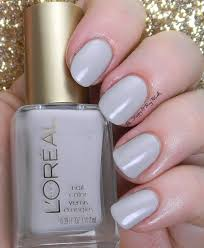 l u0027oreal dark sides of grey nail polishes swatches review be