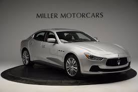 chrome maserati ghibli 2017 maserati ghibli sq4 stock w422 for sale near westport ct