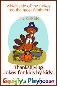 thanksgiving jokes for library information