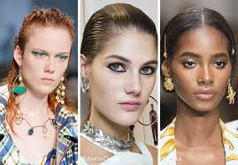 mismatched earrings trend summer 2018 accessory trends glowsly