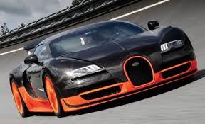 bugatti super sport car