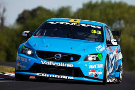 volvo v8 scott mclaughlin u0026 james moffat u0027s 2016 volvo v8 supercars behind