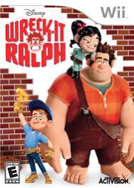 wreck ralph nintendo wii gamestop