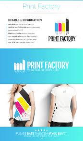 print factory logo template logo templates logos and building