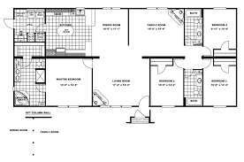 28 clayton home floor plans manufactured home floor plan