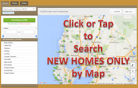 Map Of Tampa Florida Cash Back Rebates On New Homes For Sale In Creeks Of Citrus Park