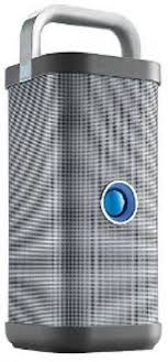 big blue party big blue party indoor outdoor bluetooth speaker easy to
