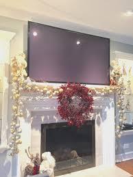 home interior christmas decorations fireplace view fireplace mantel christmas decorations room