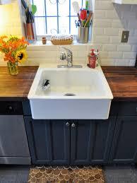 Ikea Farmhouse Sink Houzz - Apron kitchen sink ikea