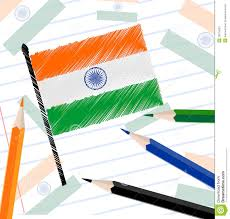 How To Draw A National Flag Of India Indian Flag Drawing More Information Djekova