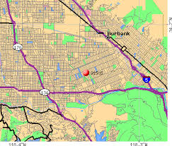 map of burbank ca 91505 zip code burbank california profile homes apartments