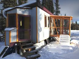 spacious and bright tiny house on wheels for sale
