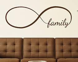 infinity family etsy