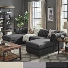 Sectional Sofas U Shaped U Shape Sectional Sofas For Less Overstock