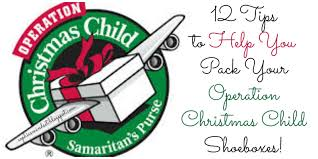 sophie u0027s mindset 12 tips for operation christmas child shoeboxes
