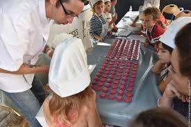 cours cuisine enfant cours de pâtisserie les vendanges étoilées