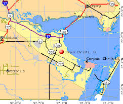 map of corpus christi corpus christi tx profile population maps estate