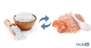 sea salt and table salt 12 incredible things that happen when you swap table salt for