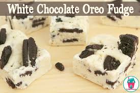 where to buy white fudge oreos white chocolate oreo fudge an easy fudge recipe