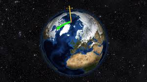 How Long Does It Take To Travel A Light Year Nasa Study Solves Two Mysteries About Wobbling Earth Nasa