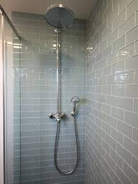 bathroom glass tile designs best 25 glass tile bathroom ideas only on blue glass