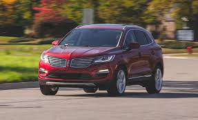 lincoln 2017 crossover 2015 lincoln mkc 2 3 ecoboost awd test u2013 review u2013 car and driver