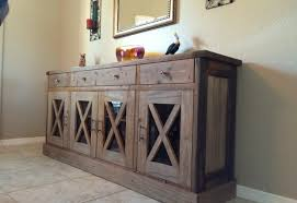 rustic dining room sideboard rustic sideboards buffets you ll