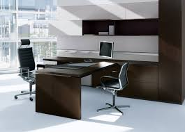 Corner Computer Desk With Hutch Office Modern Office Furniture Black Home Office Furniture