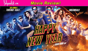 happy new years posters happy new year review shah rukh khan deepika padukone