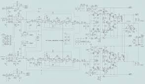infinity 7540a 7541a 4 channel car amp circuit diagram