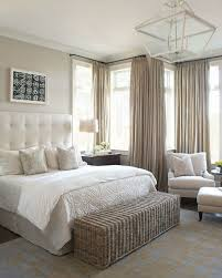 Design For Tufted Upholstered Headboards Ideas Upholstered Headboard Pertaining To Master Bedroom Interior