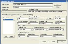 Chemical Inventory Template Excel by Sdspro Plusweb