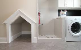 pet room ideas laundry room with pet house and shower
