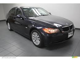 bmw 3 series 328i 2007 monaco blue metallic bmw 3 series 328i sedan 75612230