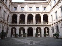 cortile palazzo farnese palais altemps
