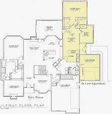 house plans with inlaw apartment house plan inspirational house plans with suite above garage