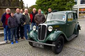 bantam car singer bantam takes centre stage amongst classic line up