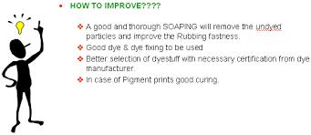 Color Fastness To Washing - improve crocking test png