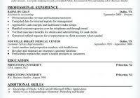 accounting resumes samples free resume examples