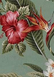 Upholstery Fabric Hawaii 70waiakea Is A Tropical Hawaiian Orchid U0026 Bird Of Paradise Flower