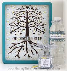 family reunion favors family reunion goodies finding time to create