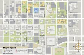 Downtown Phoenix Map by Contact College Of Public Service U0026 Community Solutions