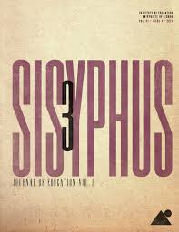 sisyphus u2013 journal of education vol 1 issue 3 by instituto de
