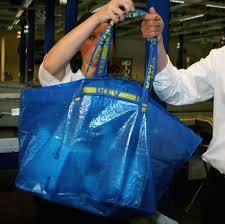 ikea u0027s iconic blue frakta bag is getting a makeover by a fashion