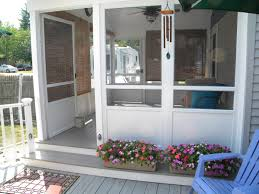 Screen Kits For Porch by Screened Front Porch Screen Porch In Shorewood Il Screened