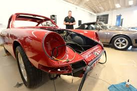 Classic Car Trader Los Angeles Trading An 800 Artwork For A 350 000 Porsche It Could Be