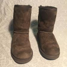 ugg boots sale youth ugg chocolate brown ugg boots size 2 youth from s
