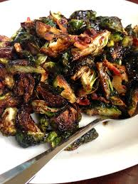 sweetpea lifestyle balsamic brown sugar brussels sprouts yum